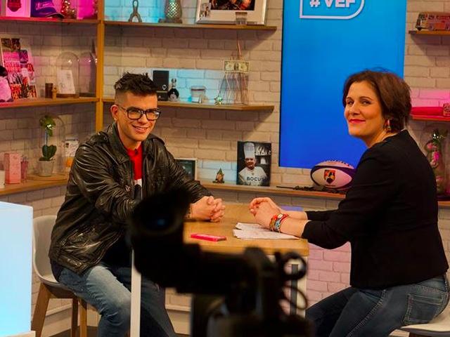 Interview du chanteur Hazerka